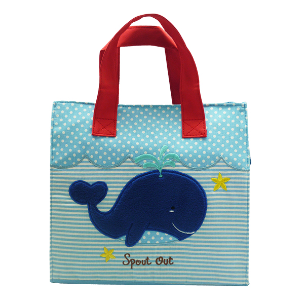 Kennedy Tote Bag – Whale