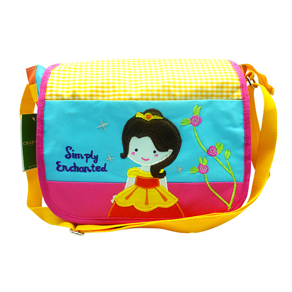 Messenger Sling Bag – Princess Belle