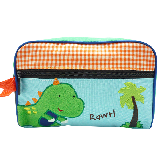 Dixie Toiletries Bag – Dino Boy