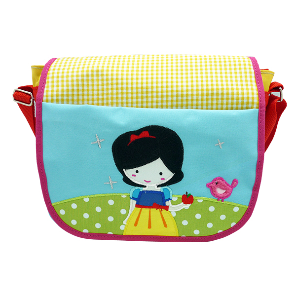 Messenger Sling Bag – Snow White