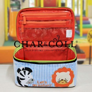 Cosmetic Bag Dorothy Zebra & Lion