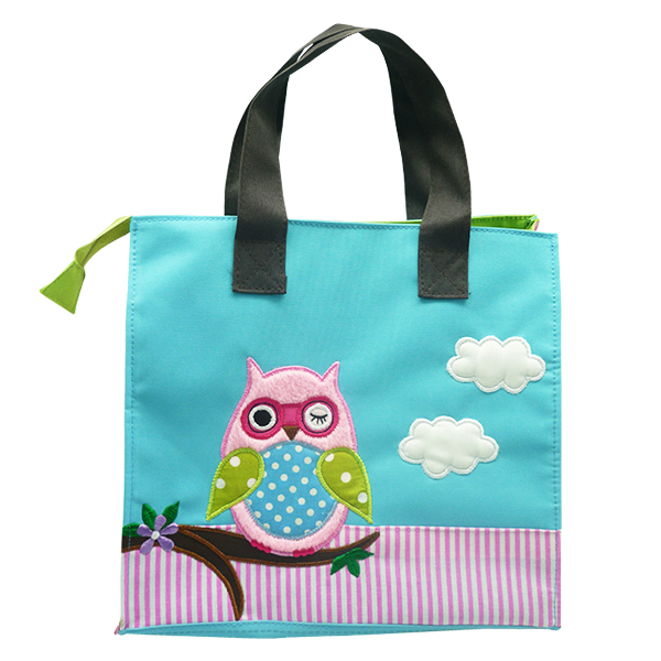 Kennedy Tote Bag – Owl