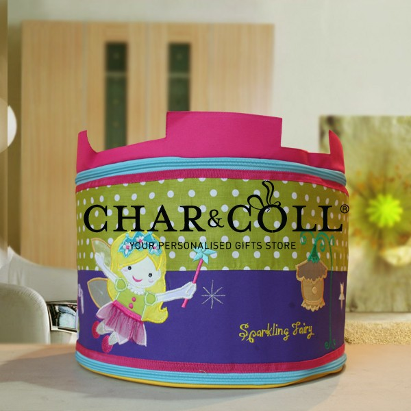 Round Storage Box – Ashley Fairy