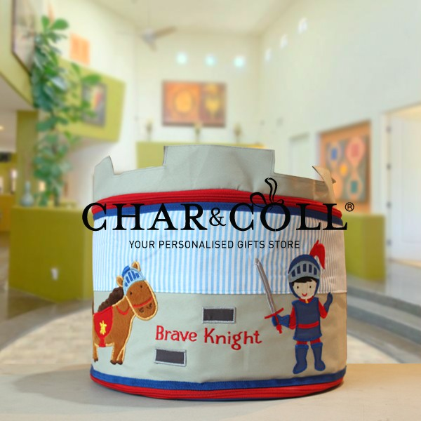 Round Storage Box – Knight