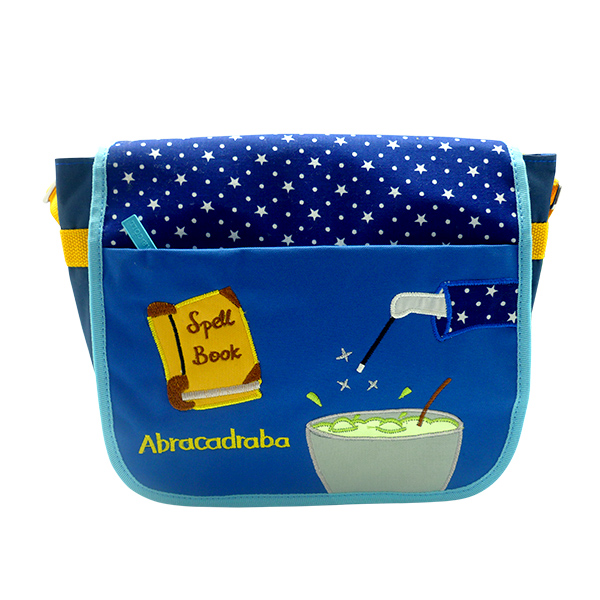 Messenger Sling Bag – Magician Blue
