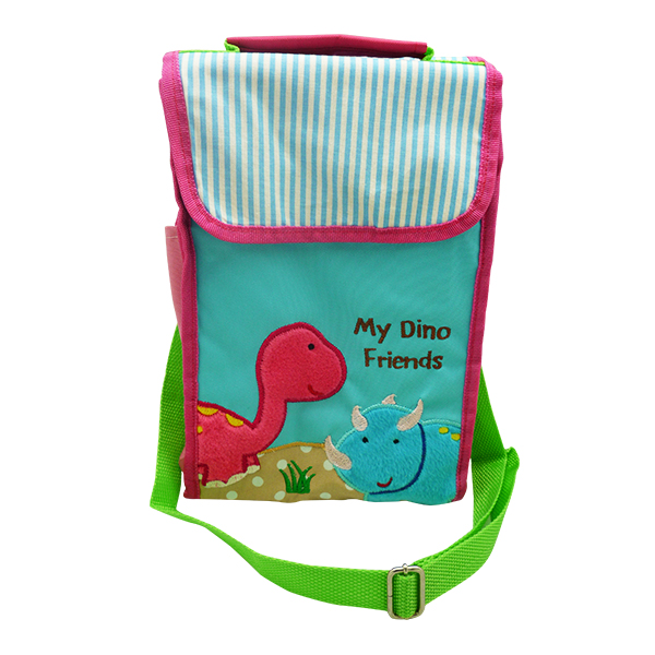 Collin Lunch Bag – Dino Girl