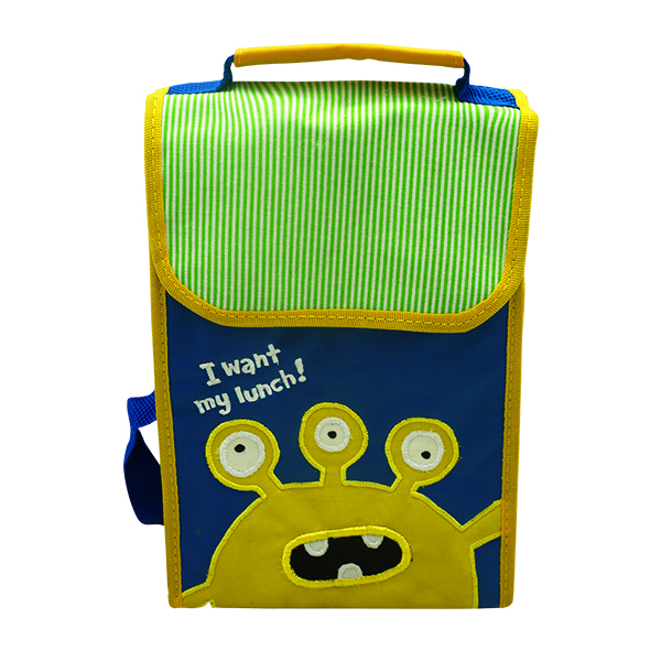 Collin Lunch Bag – Little Monster