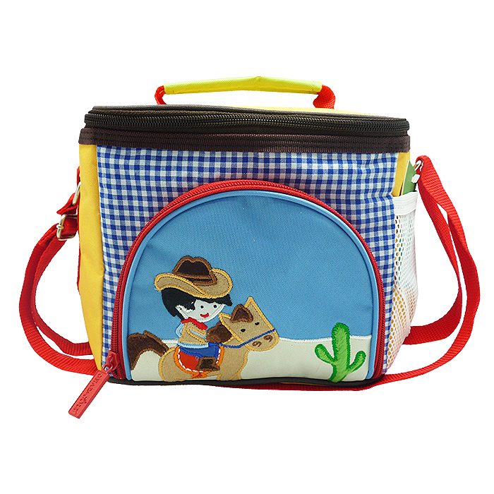 Terry Lunch Bag – Cowboy
