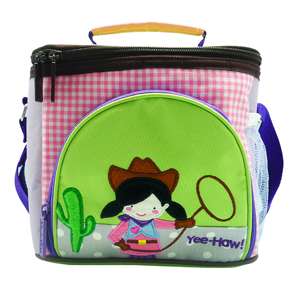 Terry Lunch Bag – Cowgirl