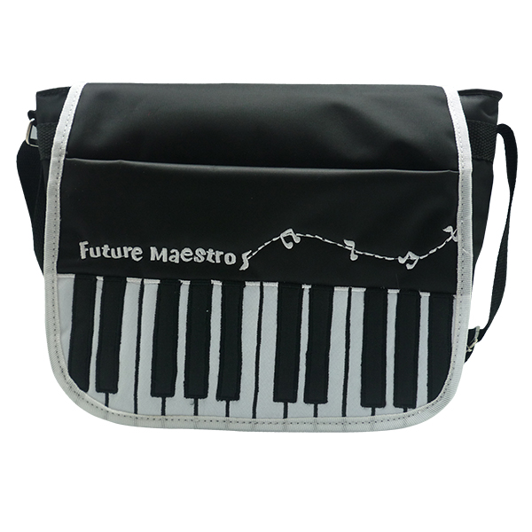 Messenger Sling Bag – Piano