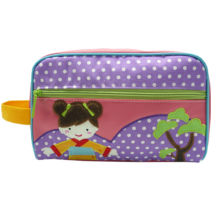Dixie Toiletries Bag – Japanese Girl
