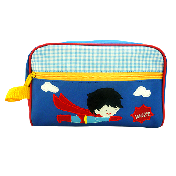 Dixie Toiletries Bag – Super Boy