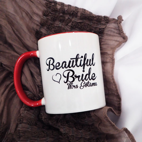 Coffee Mug Bride
