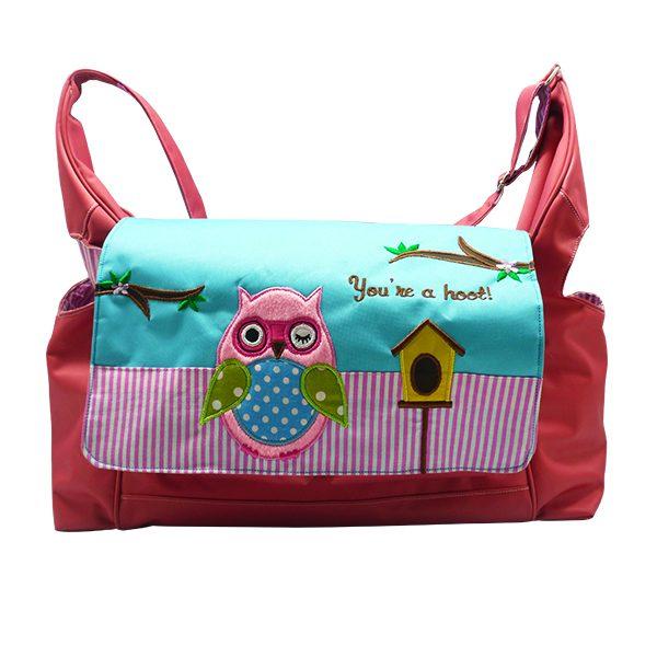 Baby Diaper Bag Celine Owl 1