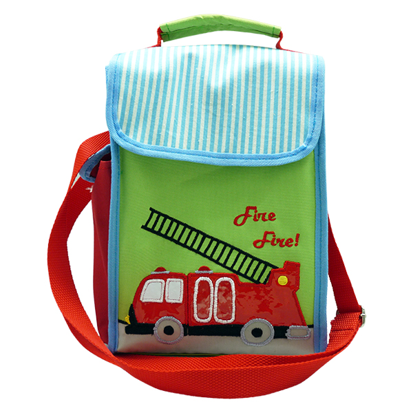 Lunch Bag Collin Fire Truck