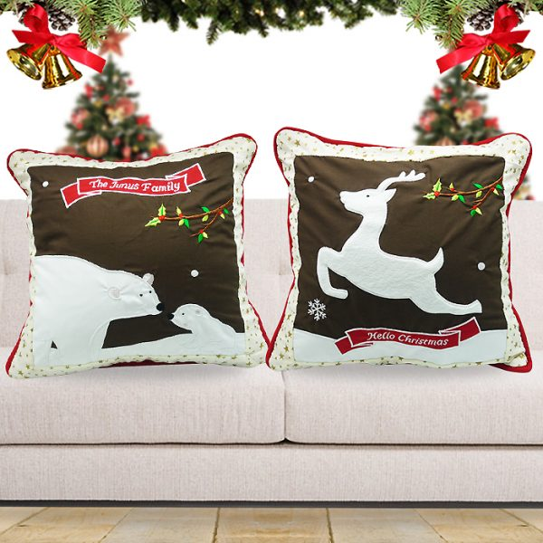 Cushion Christmas Baru