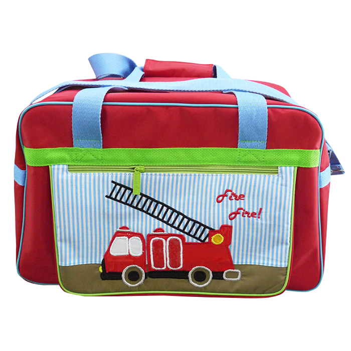 Travel Bag Dominick Fire Truck
