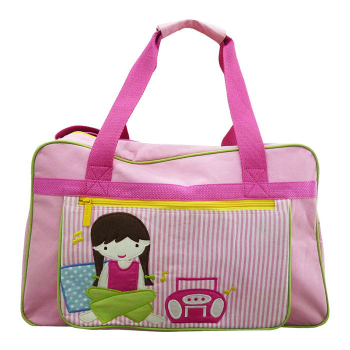 Travel Bag Dominick Sleepover Pink