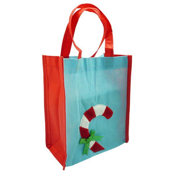 Eco Tote Bag - Stick Candy Christmas 1