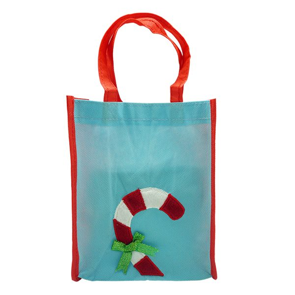 Eco Tote Bag - Stick Candy Christmas 2