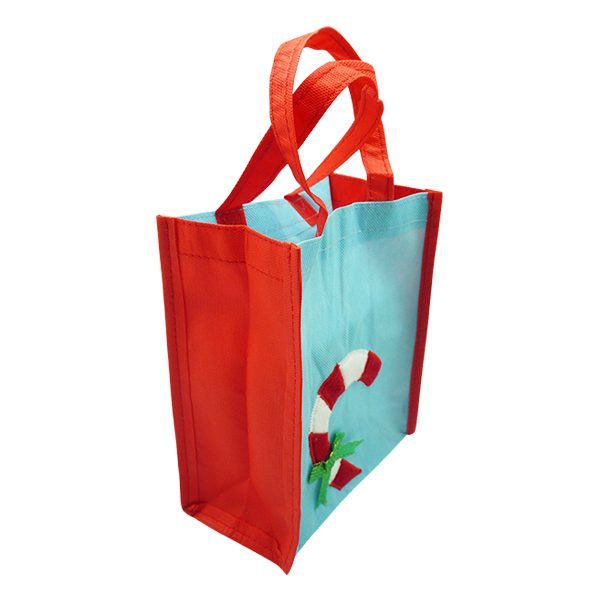 Eco Tote Bag - Stick Candy Christmas 3