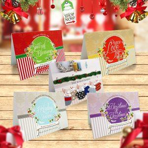 Greeting Card Natal 1