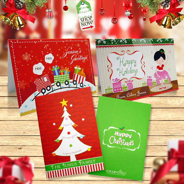 Greeting Card Christmas Festive