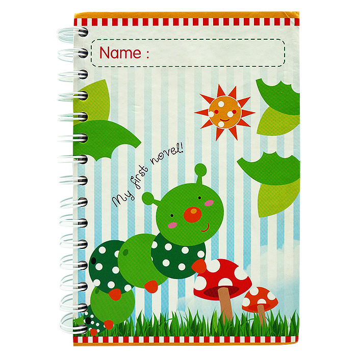 Notebook Catepillar