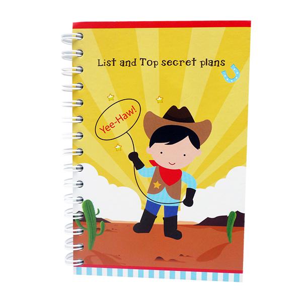 Notebook Cowboy
