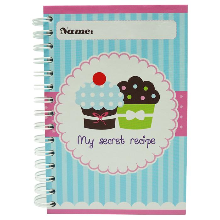 Notebook Cupcake