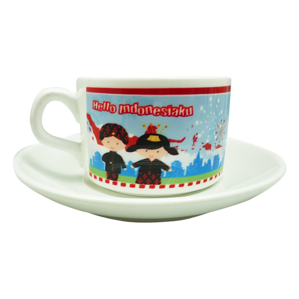Tea Cup - Hello Indonesia 1