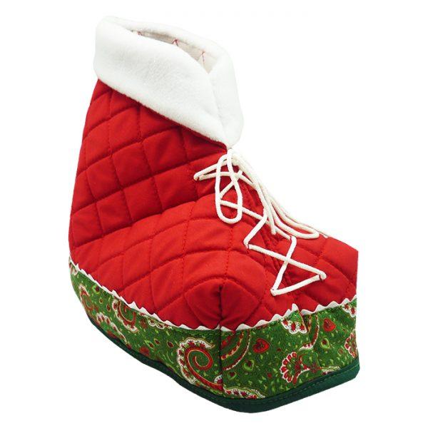 Christmas Tissue Box Cover - Seasons Greeting 4