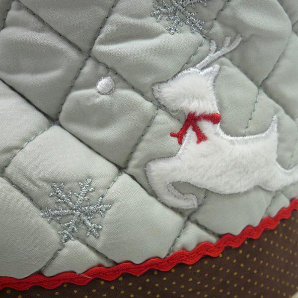 Tissue Box Christmas - Reindeer 3