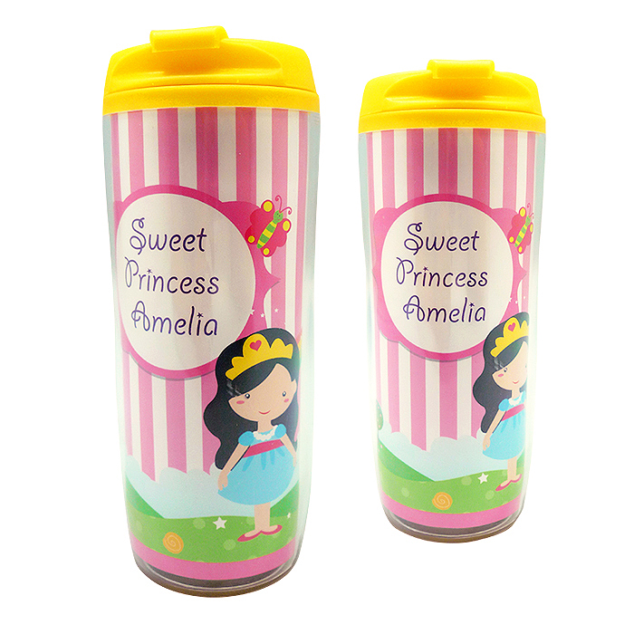 Tumbler Bottle Princess Amelia