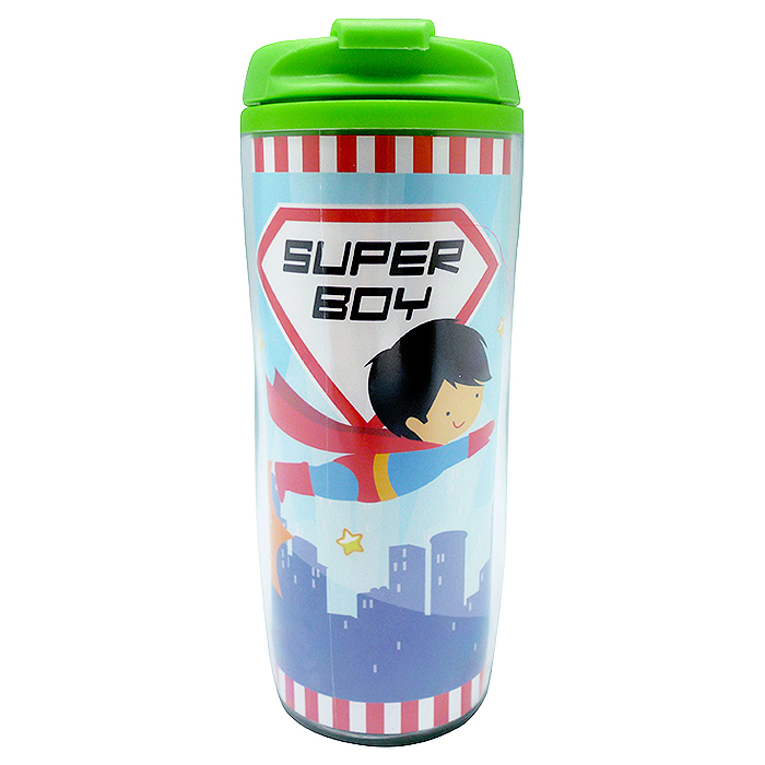 Tumbler Bottle Superboy