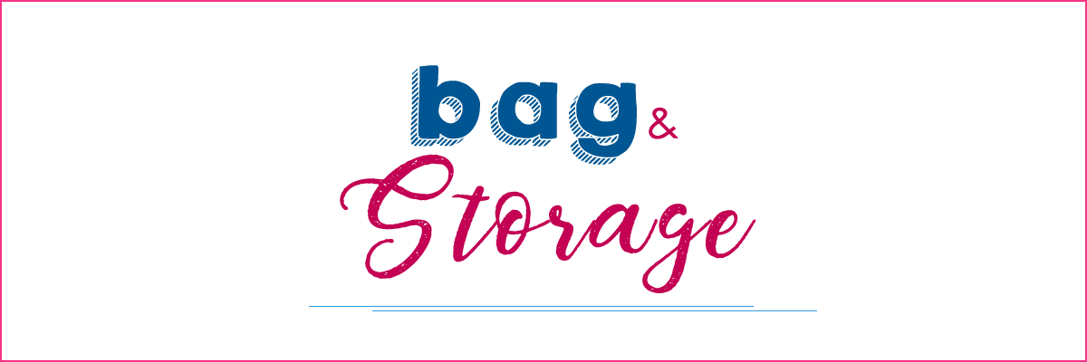 bag & storage