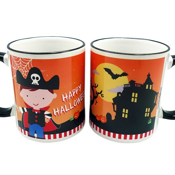 Coffee Mug Pirates Dracula