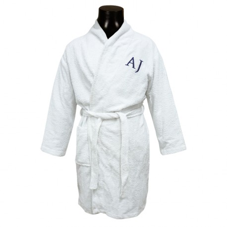 Bathrobe Adult Initial