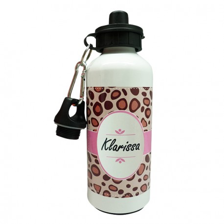 Sport Bottle Leopard