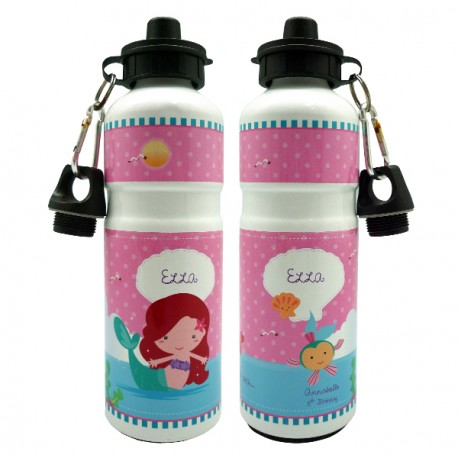 Sport Bottle Mermaid Ariel