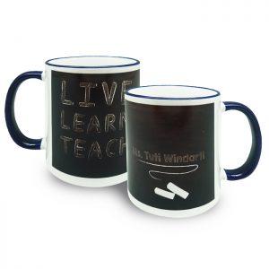 Coffee Mug - Live, Learn, Teach 1