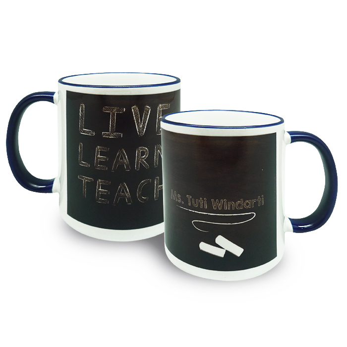 Coffee Mug Teacher Teach