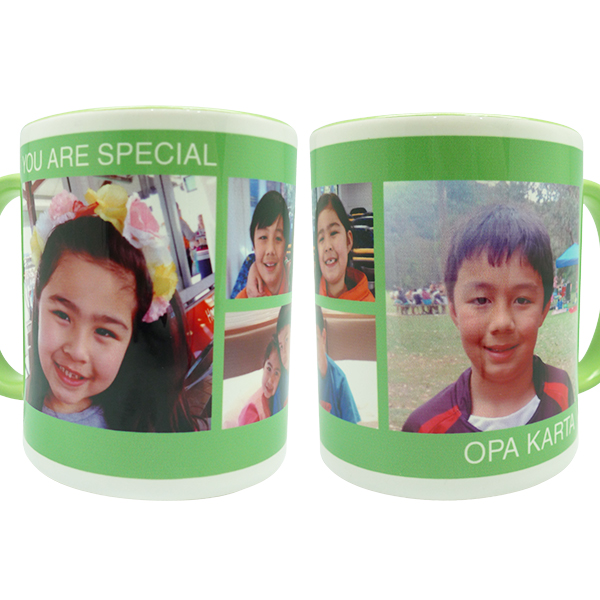 Coffee Mug Custom Photograph