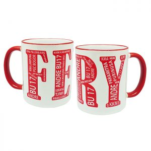 Coffee Mug - Typography 1