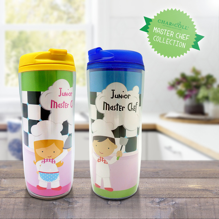Tumbler Bottle Little Chef