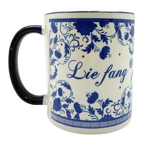 Mug Chinese New Year Typography