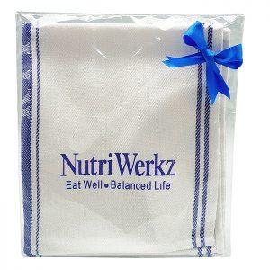 Personalized Kitchen Towel - Nutri Werkz 1