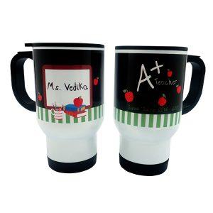 Stainless Mug A+ Teacher 1