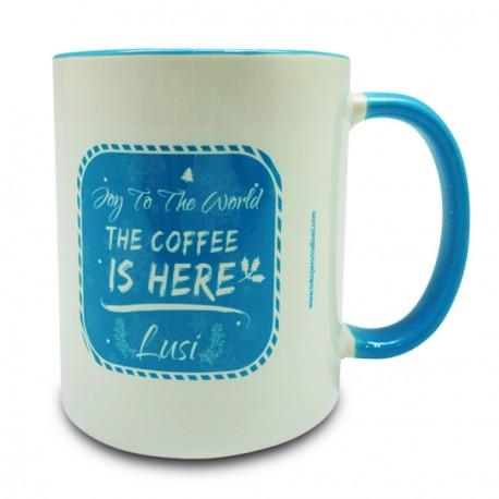coffee mug - Christmas Joy