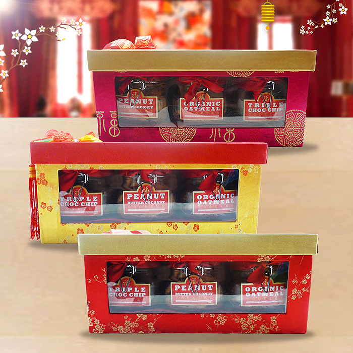 Chinese New Year Cheongsam Frame Box